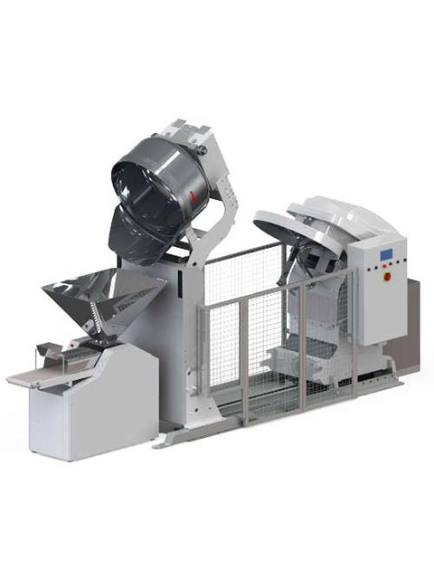 Automated mixing system DIRECT LINE MIX