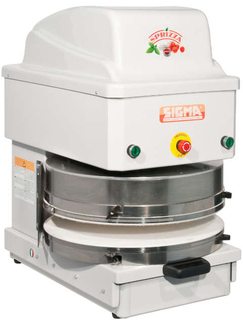 Cold system pizza spinner SPRIZZA