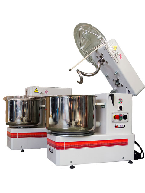 Bench spiral mixers TAURO R