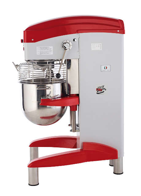 Planetary mixers with mechanical speed variator BEST MIX