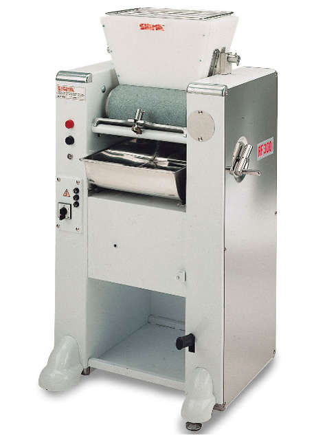 2 cylinders grinding machine RF300